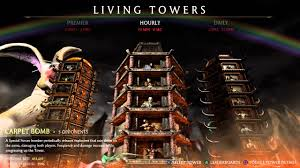 mkx xl creepy living tower easter intro youtube