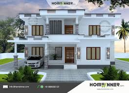 2163 sq ft 4 bedroom modern home design