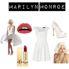 Marilyn Monroe Halloween Costume Ideas Minute Diy Halloween Costumes Ready Diy College Series
