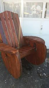 Furniture Wood Rocking Chair Wonderful Best 25 Adirondack Rocking Chair Ideas On Pinterest Garden