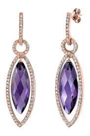 purple earrings best purple earrings photos 2017 blue maize