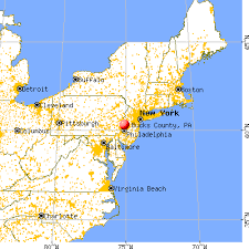 map of bucks county pa towns bucks county pennsylvania detailed profile houses real estate