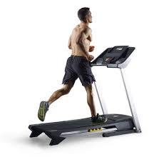 golds gym trainer 720 treadmill with power incline and workout fan