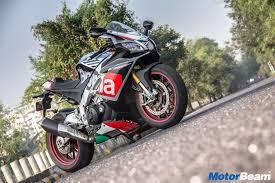 aprilia rsv4 rf review test ride motorbeam com