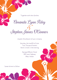 bridal invitation templates bridal shower invitations free hawaiian bridal shower invitations