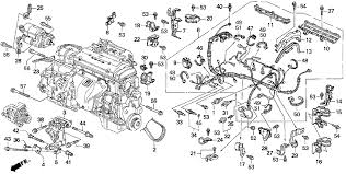 32130 p13 000 genuine honda holder alternator wire harness upper