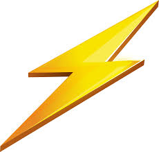 lightning clipart zap pencil and in color lightning clipart zap