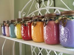 how to tint jars and bottles easy video tutorial jar candle