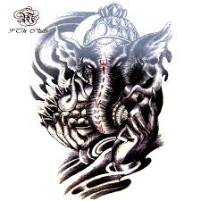india elephant god tattoos cool beauty women men arm designs
