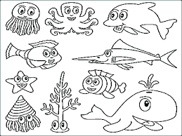 underwater dinosaurs coloring pages undersea animals coloring pages underwater coloring pages underwater