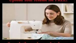 seamstress jobs seamstress work videos yt