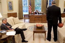free public domain photo president barack obama on the phone in