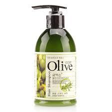 Minyak Zaitun Untuk Memanjangkan Rambut shoo olive 270ml pemanjang rambut