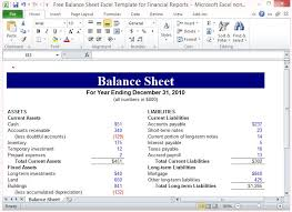 Opening Day Balance Sheet Template Simple Balance Sheet Accounting Balance Sheet Format Balance