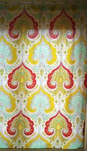 Paisley Curtains Curtain Green Paisley Curtains Green Paisley Shower Curtain