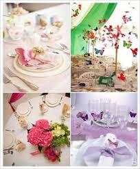 dã coration mariage discount decoration de tables de mariage fleurs en papier de soie de ma