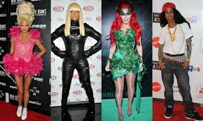 Celebrity Halloween Costumes Hellobeautiful