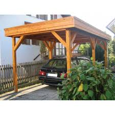 carports available in wood and polycarbonate a simple solution