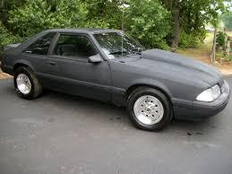 Black Mustang Lx 89 Mustang 5 0 Lx Hatchback Horsepowerjunkies Com Forums