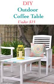 best 25 outdoor coffee tables ideas on pinterest diy picnic