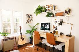 Home Office Interior Design 27 Surprisingly Stylish Small Home Office Ideas