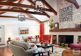 Lodge Interior Design by American Country House Interior Designs House Interior
