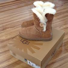 ugg boots sale paypal 26 ugg shoes bailey button chestnut ugg boots from