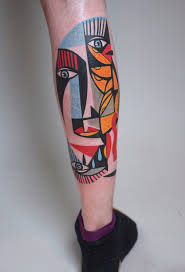 by peter aurisch tattoo new cubist tattoos by peter aurisch original tattoos tattoo and tatoo