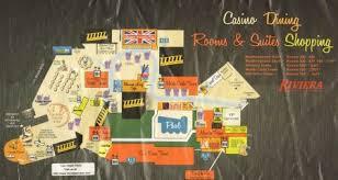 Las Vegas Casino Floor Plans Riviera Closed Property Map Las Vegas Maps