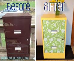 Rustic File Cabinet I Went And Did It Again Remember My Awesome Yellow And Green File