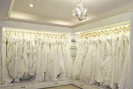 bridal store ivory and white bridal store