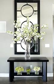 Black Entryway Table Black Foyer Table Kulfoldimunka Club
