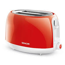 Cleveland Browns Toaster Sencor Electric Toaster Solid Red 8209908 Hsn