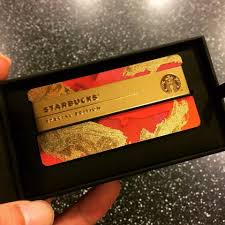 starbuck gold card starbucks new card costs rm350 but that s not stopping malaysians