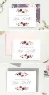 best 25 personalized thank you cards ideas on pinterest wedding