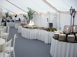 buffet table decor decorating anniversary buffet table ideas wedding decorations