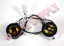 r111630 broan nutone allure range hood lamp holder socket amre