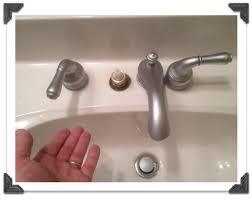 Moen Bathroom Faucet Leaking by Dripping Bathroom Faucet Fix A Leaky Moen Bathroom Faucet In Less