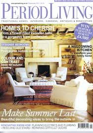 period living magazine features our strawberry pewter long spoon