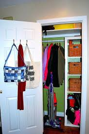 clothes closet organization coat closet inspiration 8 church
