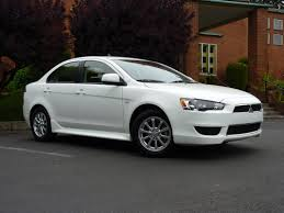 2012 mitsubishi lancer se awd driven