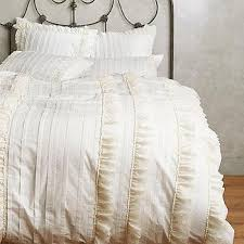 White Ruffle Duvet Ruffle Duvet Cover Products Bookmarks Design Inspiration And