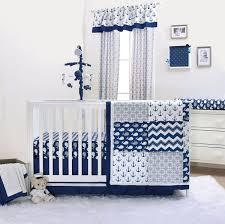 Navy Nursery Bedding Navy Whale Crib Bedding Set