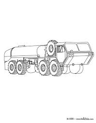dump truck coloring pages hellokids