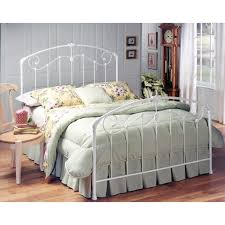 Iron Bed Set Weston Home Ryde Metal Bed Hayneedle