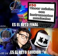 Skrillex Meme - dopl3r com memes es el reto final el reto suicida de la ballena