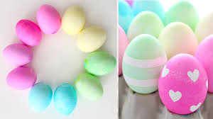 decorations for easter eggs how to decorate easter eggs recipe tastemade