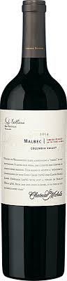 columbia valley wine collections chateau 2014 malbec washington state wine