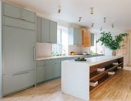 decorating with wood kitchen cabinets 65 blue kitchen cabinet ideas for your decorating