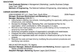 Sample Chronological Resume by Ecologist Resume Example Reentrycorps